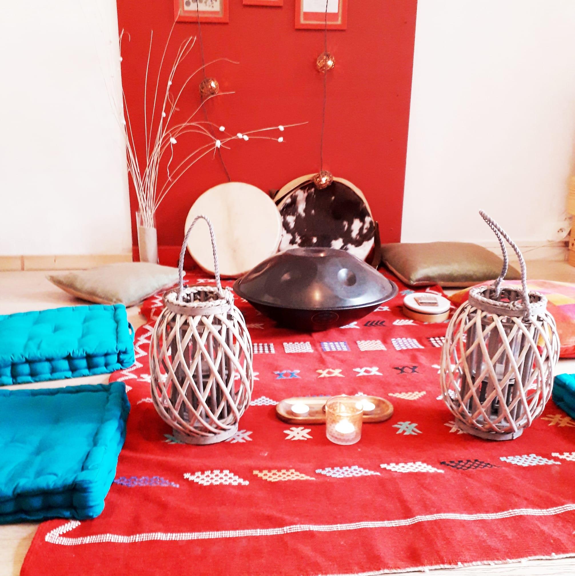 Méditation en musique Hand-pan (Hang)